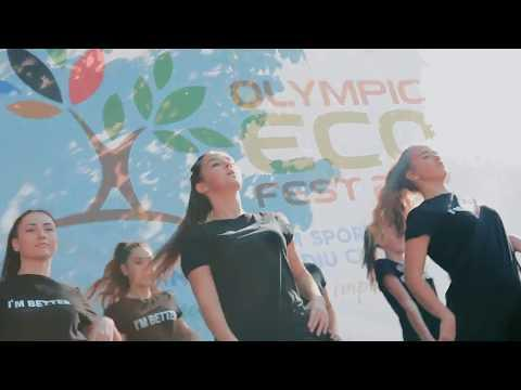 Aqua unIQa - Partener Oficial Olympic Eco Fest 2017 - Oficial Video