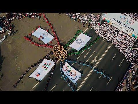 Aqua unIQa - Paptenerul Olympic Fest 2018